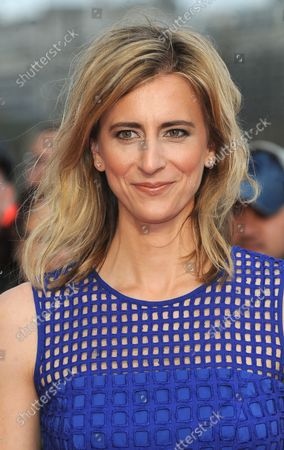 Stock Image of Christy Meyer attends the UK Premiere of A Hologram For The King at BFI Southbank on April 25, 2016.