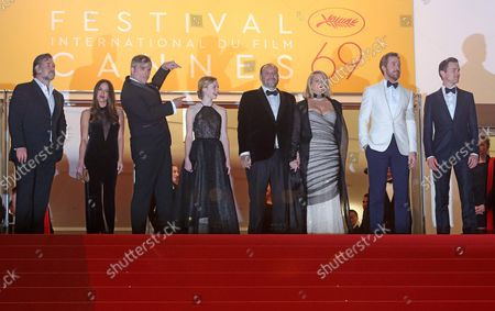 Editorial photo of Cannes International Film Festival, France - 15 May 2016