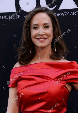 Gala co-chair Lilly Tartikoff Karatz attends the 37th annual MOCA gala at The Geffen Contemporary at MOCA in Los Angeles on May 14, 2016.