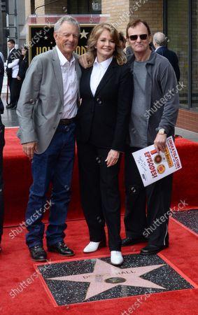 Editorial photo of Deidre Hall Fame Walk, Los Angeles, California, United States - 19 May 2016