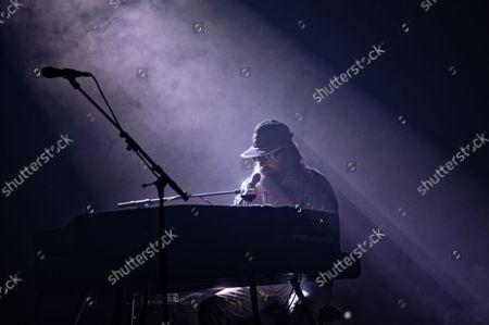 Singer Sebastien Tellier