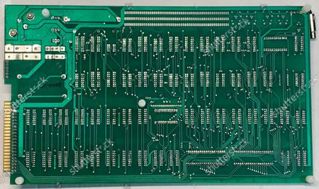 Editorial picture of A fully-working Apple-1 computer has sold for £273,000 - 31 Aug 2021