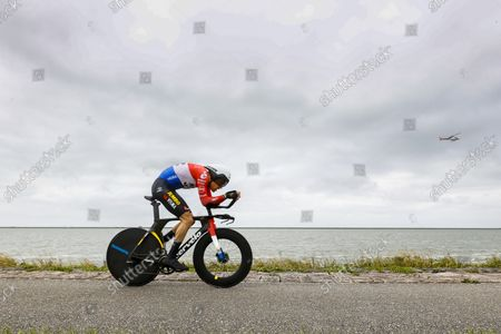 Editorial picture of Benelux Tour, second stage, Lelystad, Netherlands - 31 Aug 2021