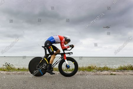 Editorial photo of Benelux Tour, second stage, Lelystad, Netherlands - 31 Aug 2021