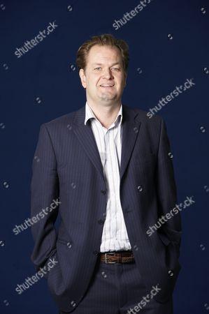 Stock Image of Dan Hind