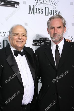Stock Picture of Alfred Uhry, David Esbjornson