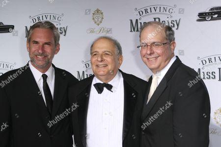 David Esbjornson, Alfred Uhry, Jed Bernstein