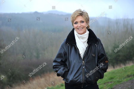 Editorial picture of Television and Radio presenter, Judi Spiers. 20th Mar 2010