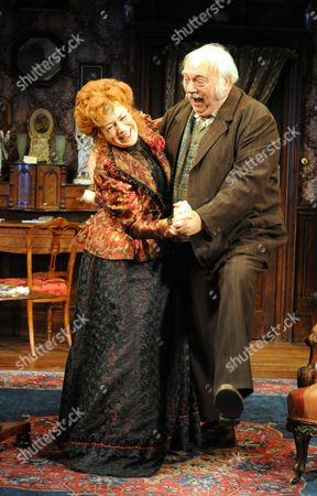 Roy Hudd (Henry) Rosemary Ashe (Lottie)