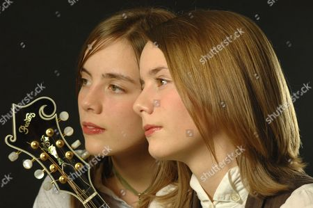 Editorial picture of Carrivick Sisters, folk singers - 12th Jan 2008