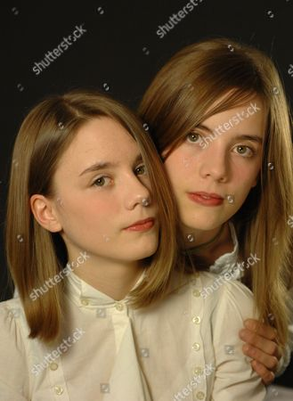 Editorial photo of Carrivick Sisters, folk singers - 12th Jan 2008
