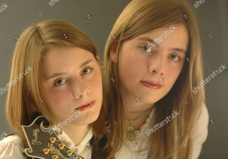 Editorial image of Carrivick Sisters, folk singers - 12th Jan 2008