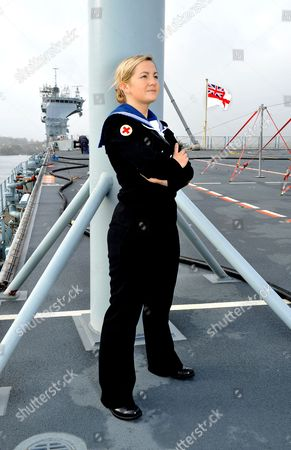 Editorial photo of Able Seaman, Kate Louise Nesbitt MC - 09 Dec 2009