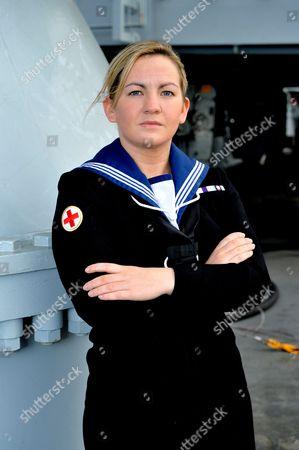 Stock Photo of Able Seaman, Kate Louise Nesbitt