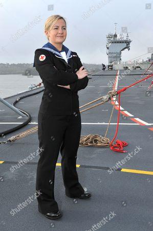 Able Seaman, Kate Louise Nesbitt