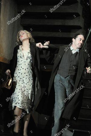 'Men Should Weep' - Robert Cavanah (John) and Sarah MacRae (Jenny)