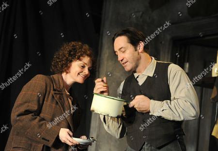 Editorial photo of 'Men Should Weep' play at the Lyttelton Theatre, London, Britain - 25 Oct 2010