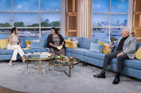 Editorial picture of 'This Morning' TV show, London, UK - 01 Sep 2021