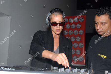 Eve Salvail, aka DJ Evalicious
