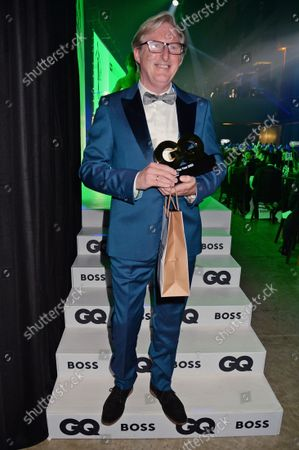 Adrian Dunbar winner of Television Actor of the Year