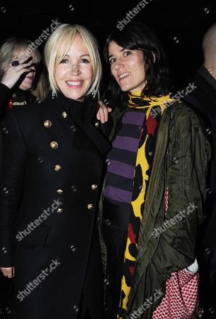 Sally Green and Bella Freud