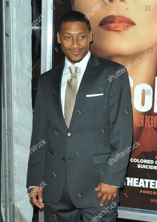 Editorial image of 'For Colored Girls' film screening, New York, America - 25 Oct 2010