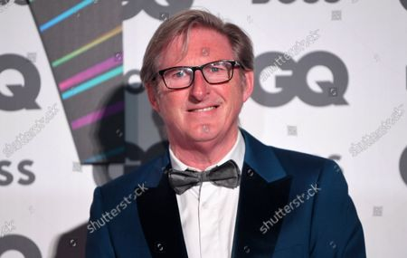 Adrian Dunbar arrives for the GQ Men of the Year Awards ceremony at the Tate Modern in London, Britain, 01 September 2021.