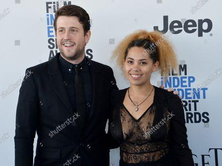Editorial picture of Film Independent Spirit Awards, Santa Monica, California, United States - 25 Feb 2017