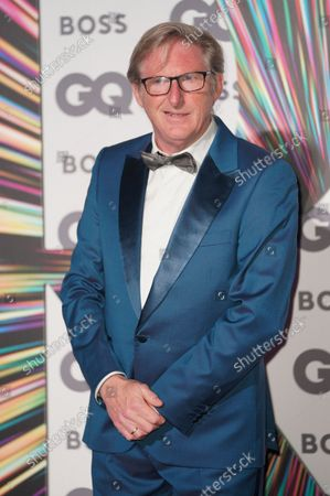 Adrian Dunbar attends GQ Men of The Year Awards, Tate Modern, London