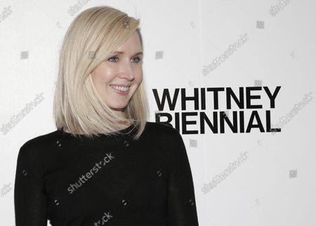Jane Keltner de Valle arrives on the red carpet at the 2017 Whitney Biennial presented by Tiffany & Co. at The Whitney Museum of American Art on March 15, 2017 in New York City.