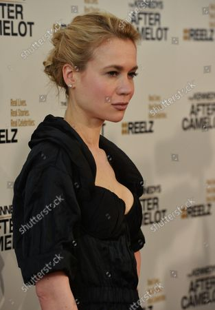 """Stock Photo of Cast member Kristen Hager attends the screening of Reelz's """"The Kennedy's After Camelot"""" at the Paley Center for Media in Beverly Hills, California on March 15, 2017. Storyline: Portrays the life of the former First Lady of the United States, Jacqueline Kennedy in the aftermath of the assassination of her husband, President John Fitzgerald Kennedy, as she becomes Jackie O. in life after Camelot."""