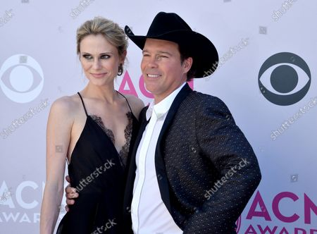 Editorial image of Academy of Country Music Awards  2017, Las Vegas, Nevada, United States - 02 Apr 2017