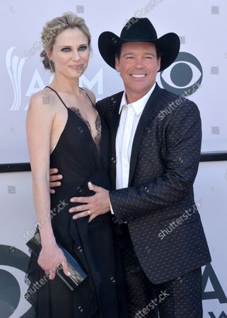 Editorial photo of Academy of Country Music Awards  2017, Las Vegas, Nevada, United States - 02 Apr 2017