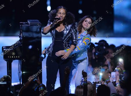 Editorial picture of We Day California, Inglewood, United States - 27 Apr 2017
