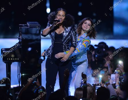 Editorial photo of We Day California, Inglewood, United States - 27 Apr 2017