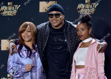 Editorial image of 2017 Mtv Movie & Tv Awards, Los Angeles, California, United States - 07 May 2017