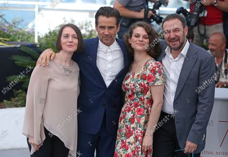 Editorial picture of Cannes International Film Festival, France - 24 May 2017