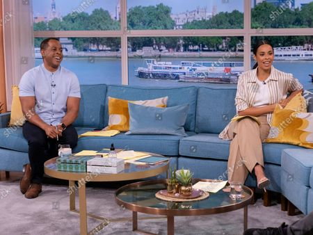 Andi Peters, Rochelle Humes