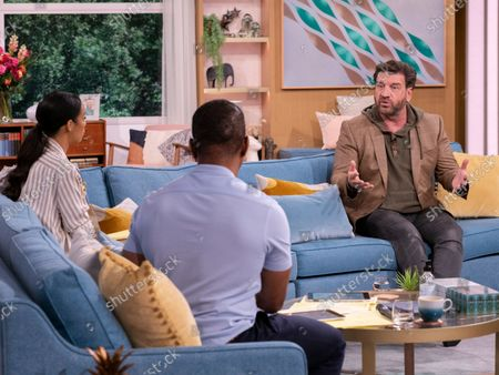 Andi Peters, Rochelle Humes, Nick Knowles