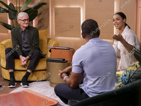 Sir James Dyson, Rochelle Humes, Andi Peters