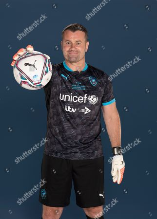 Stock Image of Shay Given.
