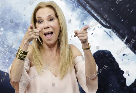 Stock Photo of Kathy Lee Gifford arrives on the red carpet at the 'DUNKIRK' New York Premiere on July 18, 2017 in New York City.
