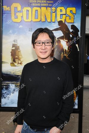 Stock Image of Jonathan Ke Quan