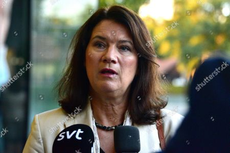Sweden's Minister for Foreign Affairs Ann Linde is coming to Informal Meeting of foreign affairs ministers (Gymnich).