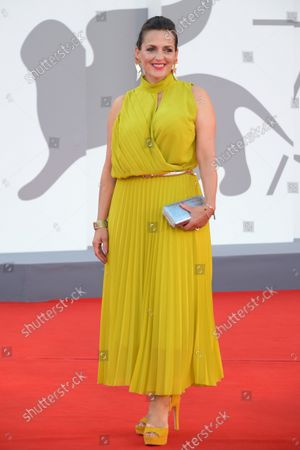 Editorial picture of 'The Hand of God' premiere, 78th Venice International Film Festival, Italy - 02 Sep 2021