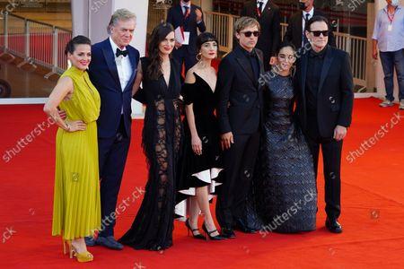 Nicole Ansari-Cox, Christopher McDonald, Rebecca Comerford, Sheila Vand, William Moseley, Shirin Neshat and Matt Dillon
