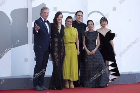 Editorial photo of 'The Hand of God' premiere, 78th Venice International Film Festival, Italy - 02 Sep 2021