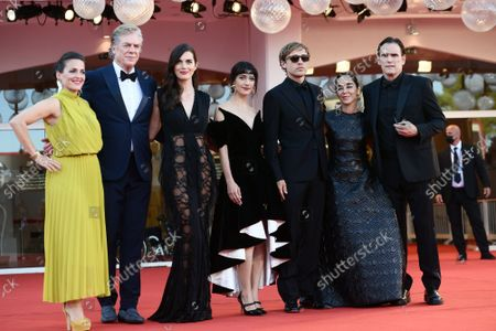 Editorial image of The Hand of God' premiere, 78th Venice International Film Festival, Italy - 02 Sep 2021