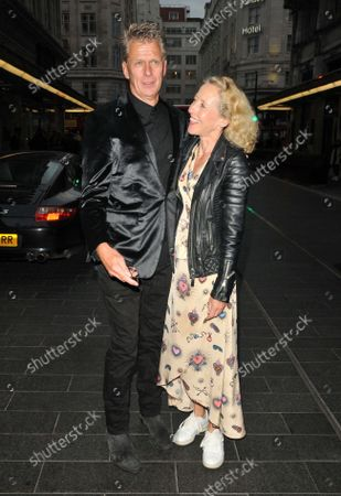Editorial image of 'Pretty Woman The Musical' press night, Savoy Theatre, London, UK - 02 Sep 2021