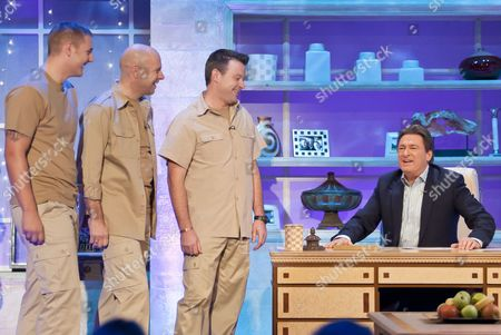 Editorial picture of 'The Alan Titchmarsh Show' TV Programme, London, Britain. - 26 Oct 2010